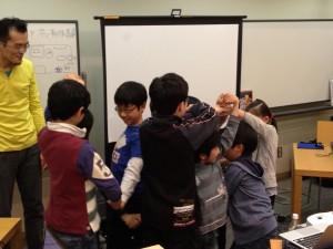 3月定期ワークショップ 「初心者向けアイディア共有体験(ゲーム作り)」