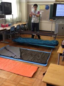 オートキャンプ教室
