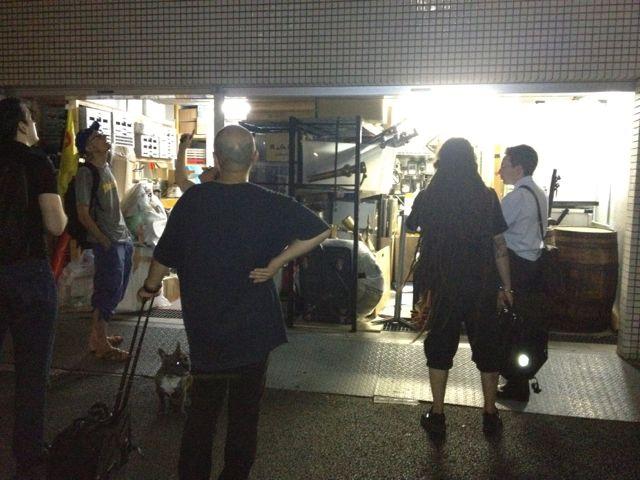 THS in Nogizaka