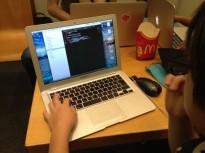 MineCraftを直接Code書いてごにょごにょ