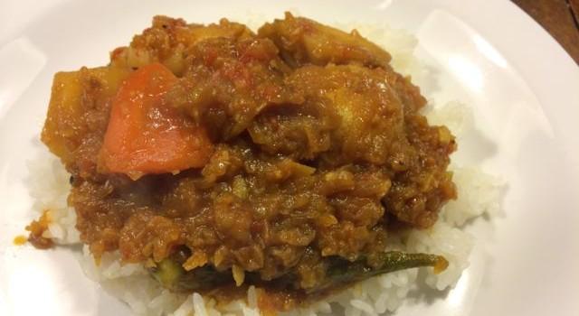 根野菜カレー