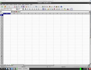 Raspberri Pi LibraOffice