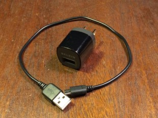 Raspberry Pi USBケーブル