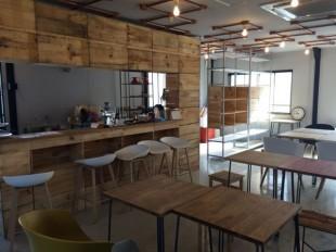 Makers' Base カフェスペース