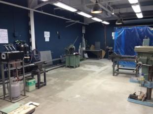 Makers' Base 溶接部屋