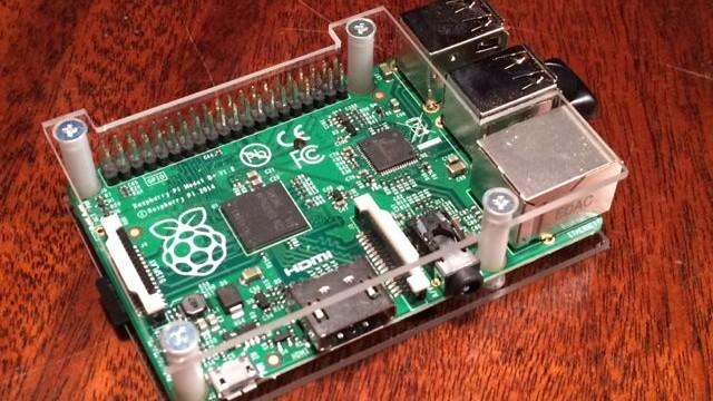 Raspberry Pi B+1ケース