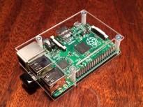 Rspberry Pi B+ケース