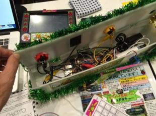 MFT2014 Raspberry Pi Bus