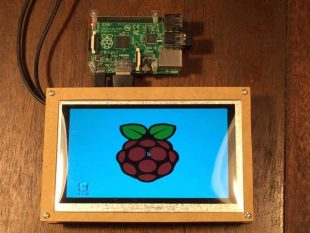 Raspberry Pi Monitor