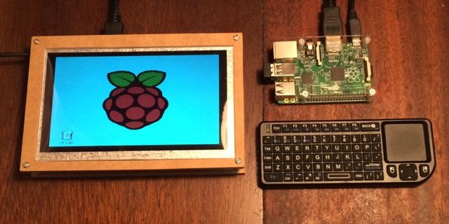Raspberry Pi 7inch Monitor