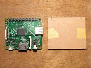 Raspberry Pi自作ケース