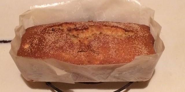 ラムレーズンケーキ