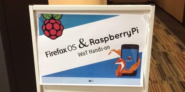 第2回 Firefox OS x Raspberry Pi ハンズオン
