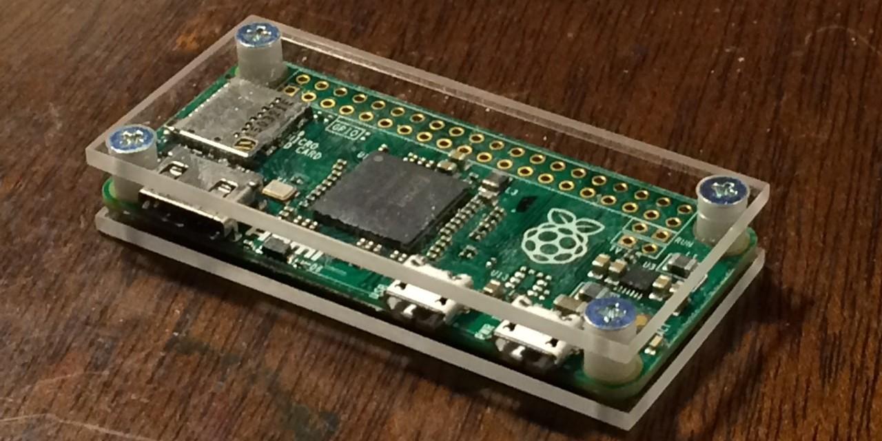 Raspberry Pi Zero case
