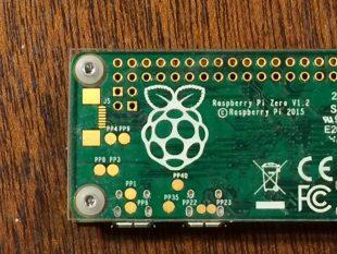 Raspberry Pi Zero 自作ケース