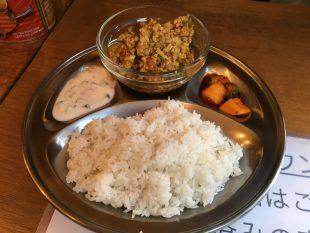Bharat! Spice Labo 第15回カレーラボ チキンキーマ