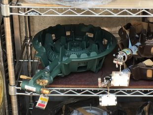 鋳物コンロ タチバナTS-210H