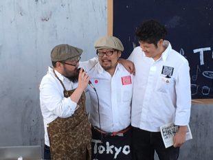 東京カリ〜番長 活動17周年記念パーティー+俺カレー LIVE!