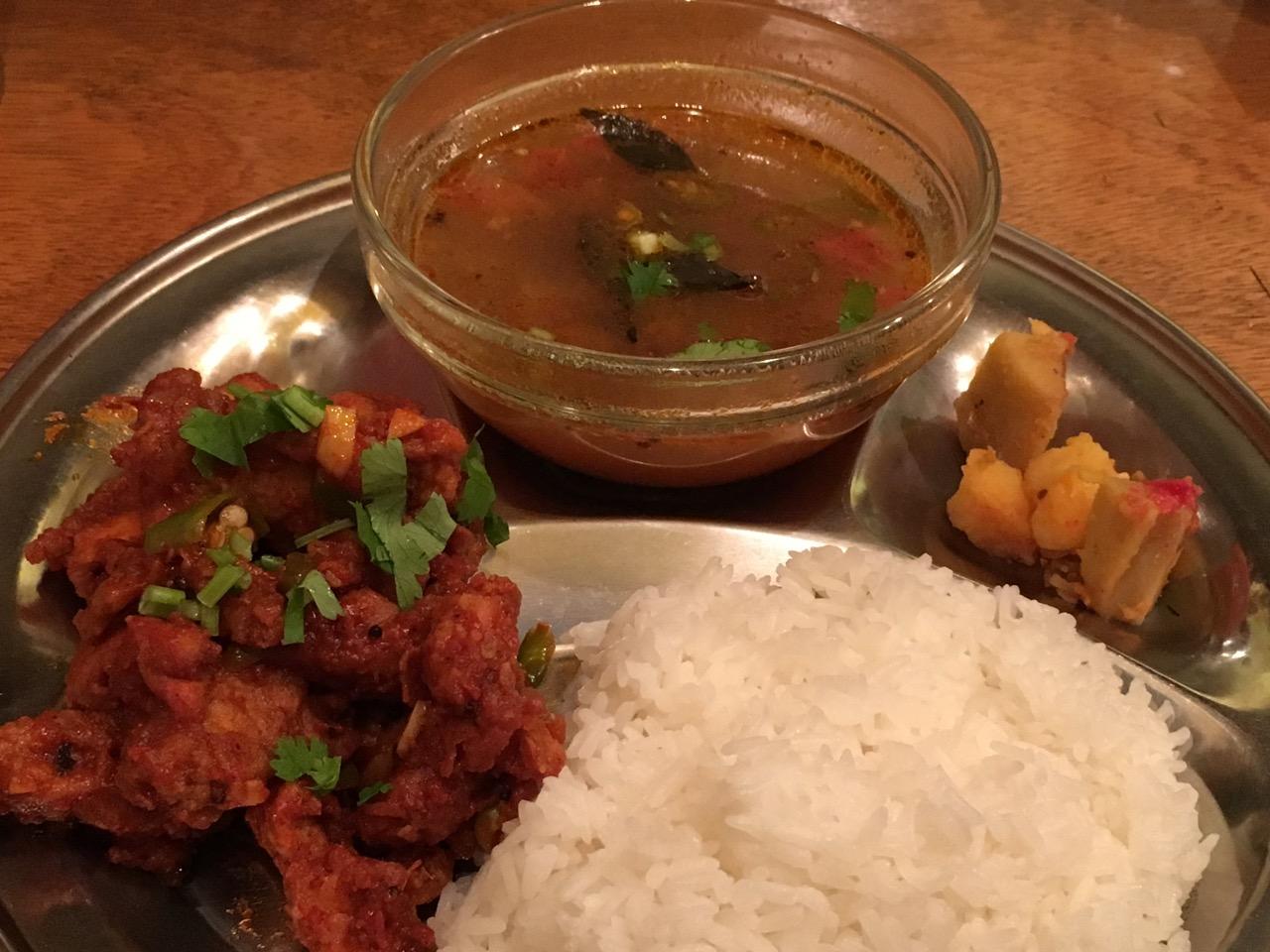 Bharat! Spice Labo 第20回カレーラボ