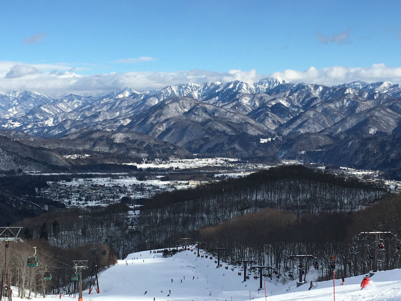 大晦日スキー@Hakuba47