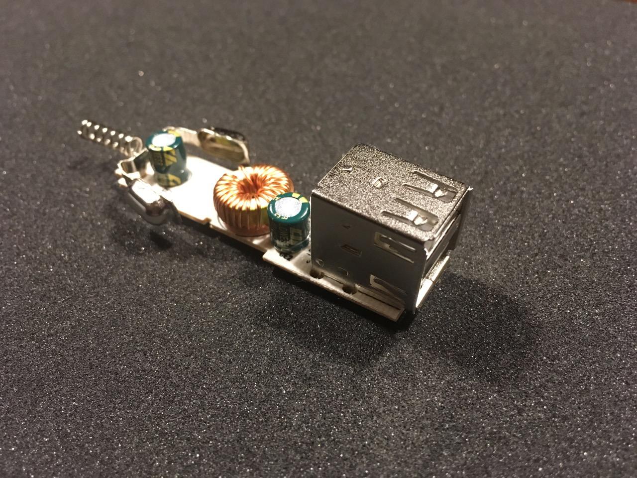 カブ USBモジュール