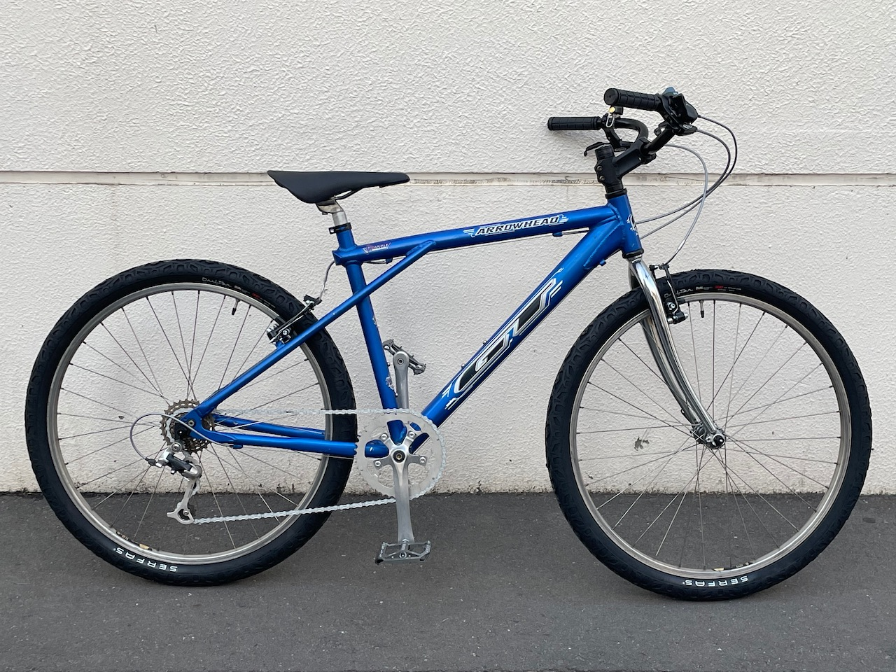 GT Commuter bike